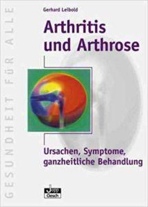 Ursachen von Arthrose Buch