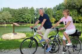 Arthrose Behandlung Radfahren
